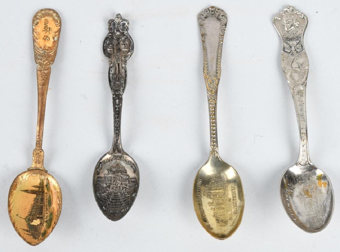 16- 1904 ST LOUIS EXPOSITION SPOONS - 4
