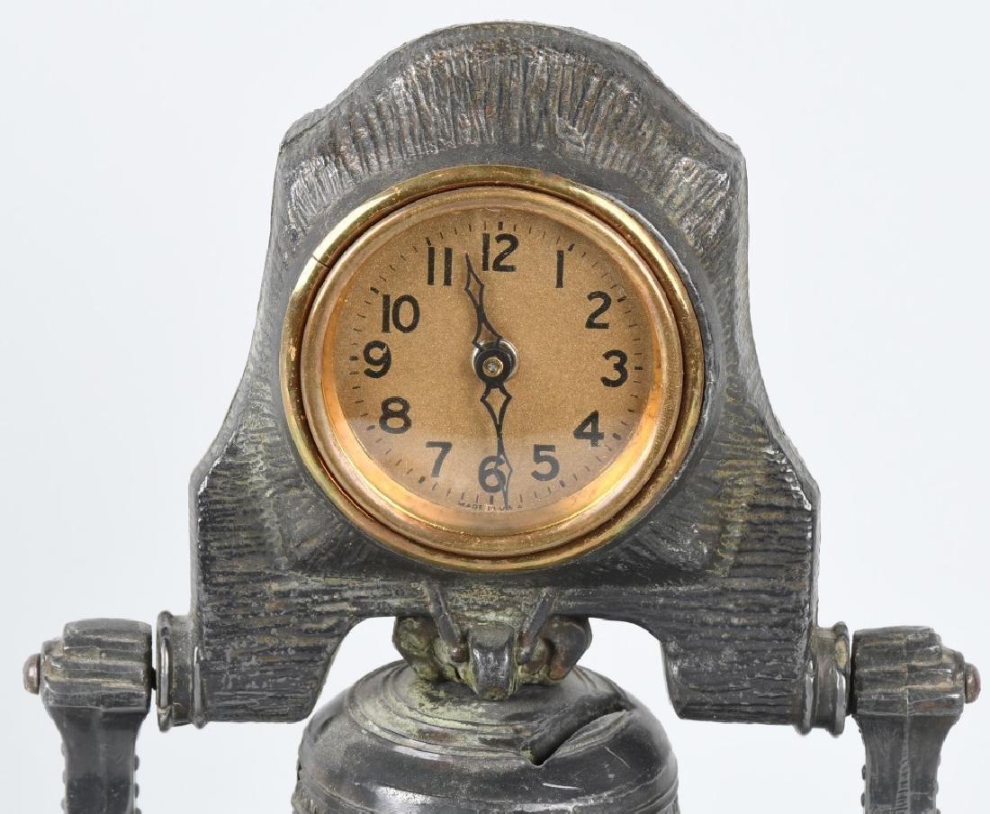 SESQUI CENTENNIAL EXPOSITION CLOCK BANK - 2