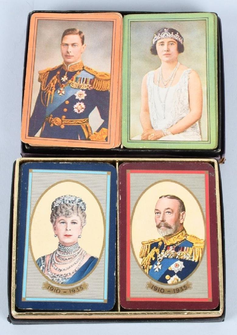 25- DECKS OF SOUVENIR PLAYING CARDS - 2