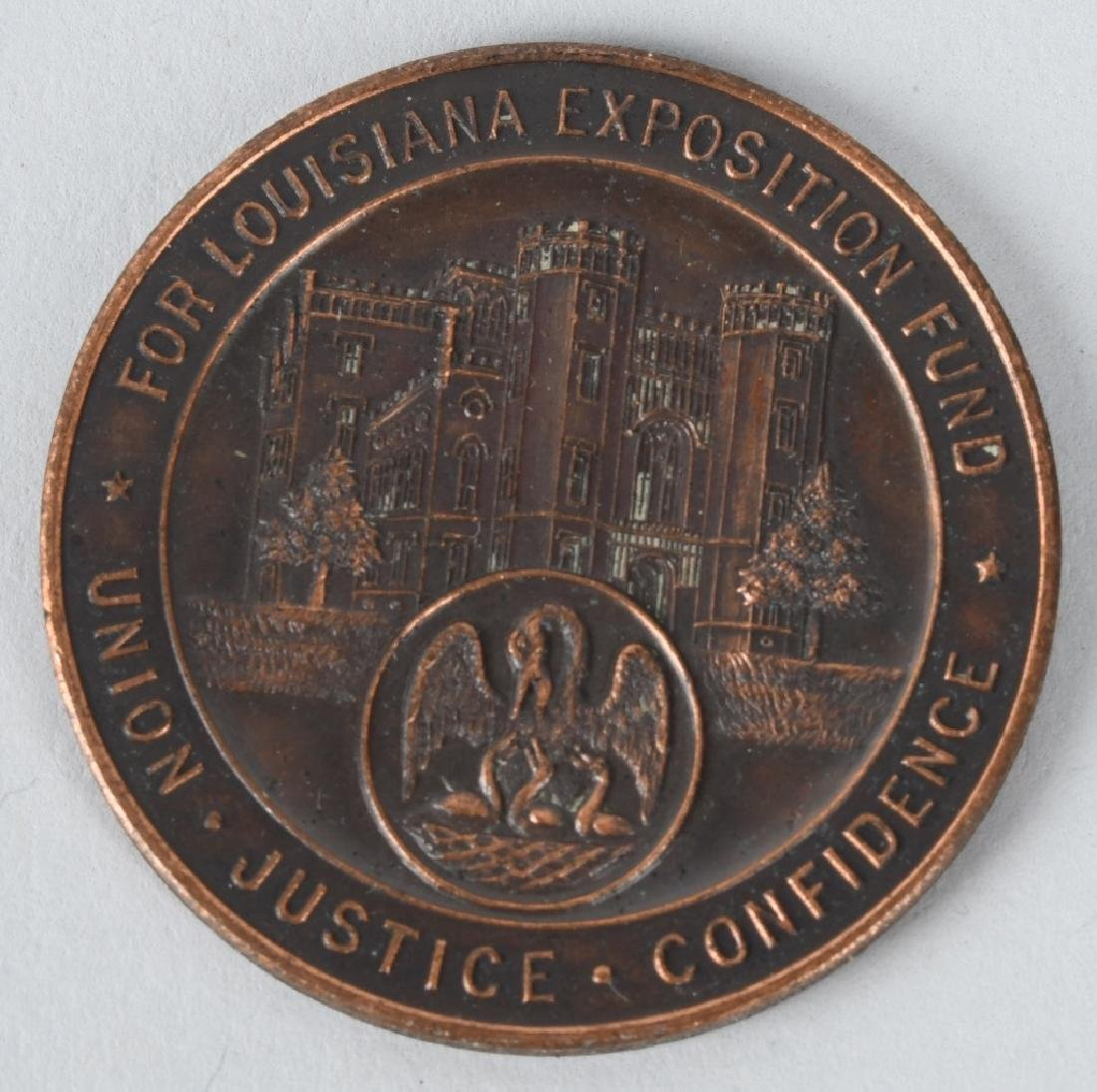 EXPOSITION & WORLDS FAIR COINS & MEDALS - 10