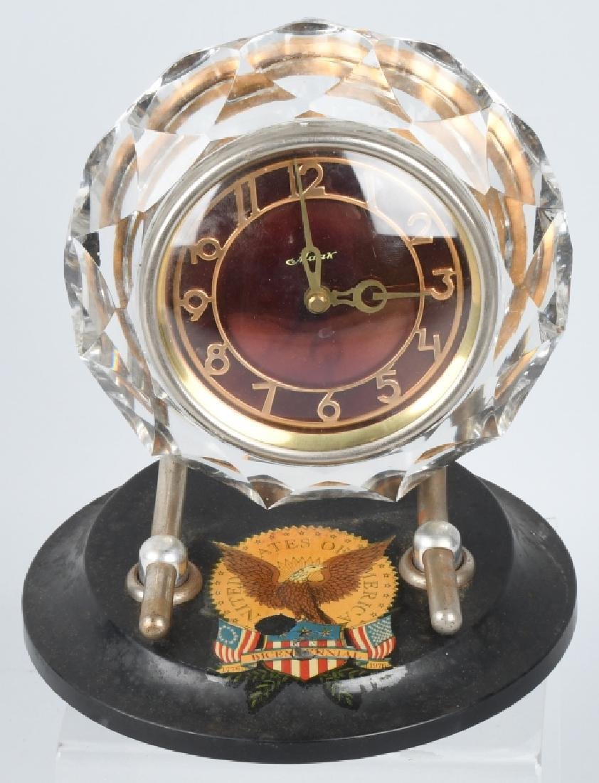 1976 BICENTENNIAL CLOCK