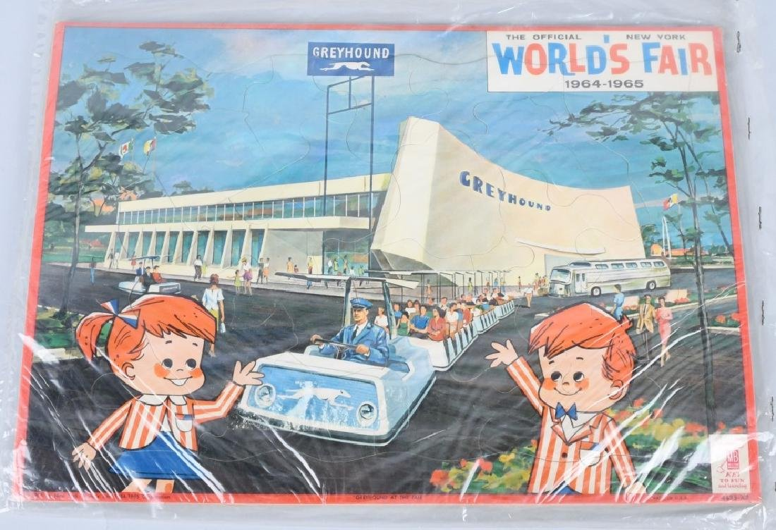 WORLDS FAIR PUZZLES & GAMES - 7