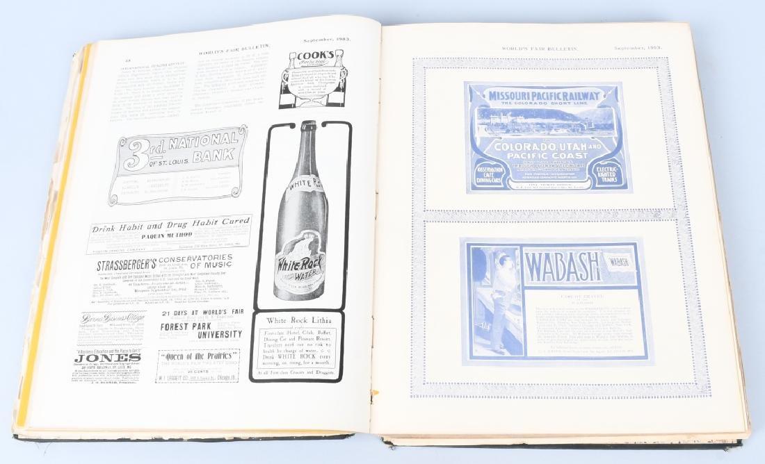 1903-04 LOUISIANA PURCHASE EXPO BOOK - 2