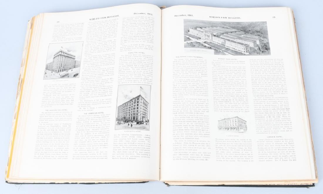 1903-04 LOUISIANA PURCHASE EXPO BOOK - 4