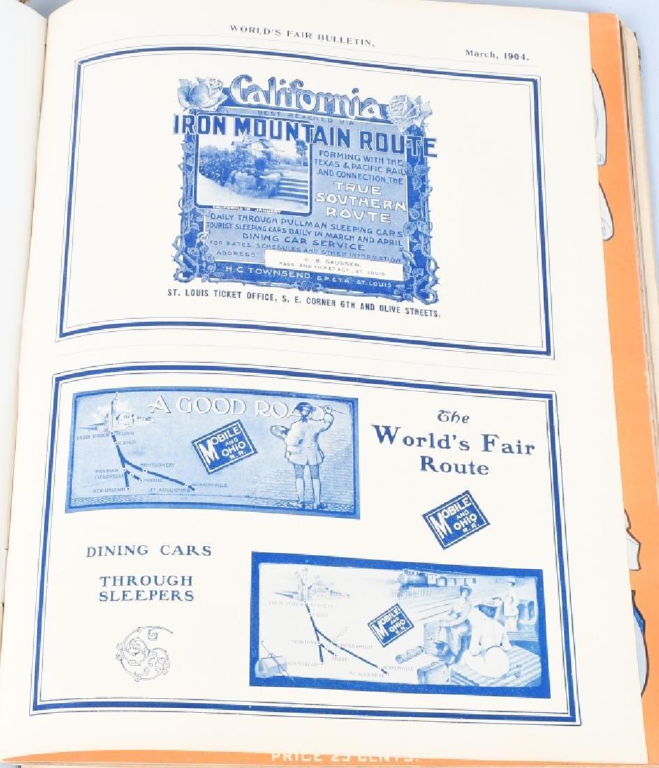 1903-04 LOUISIANA PURCHASE EXPO BOOK - 7