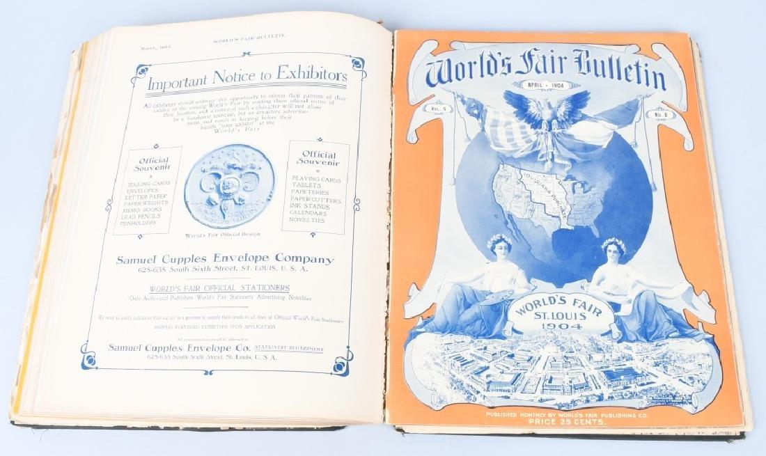 1903-04 LOUISIANA PURCHASE EXPO BOOK - 8
