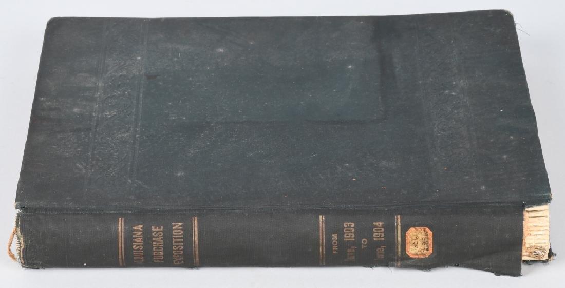 1903-04 LOUISIANA PURCHASE EXPO BOOK - 9