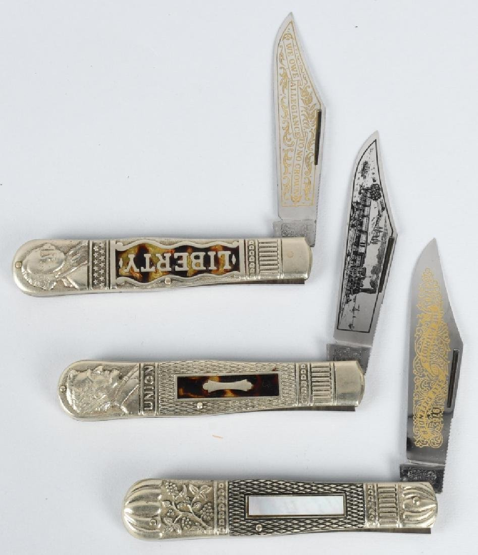 J.W. HICKEY LIBERTY KNIFE SET - 3