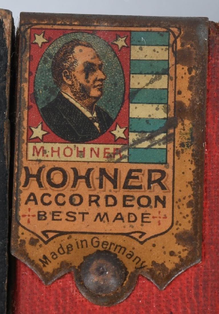 1904 ST LOUIS WORLDS FAIR AM HORNER ACCORDIAN - 6