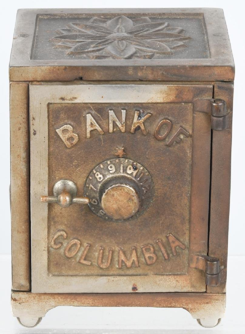 1893 COLUMBIAN EXPOSITION SAFE BANK