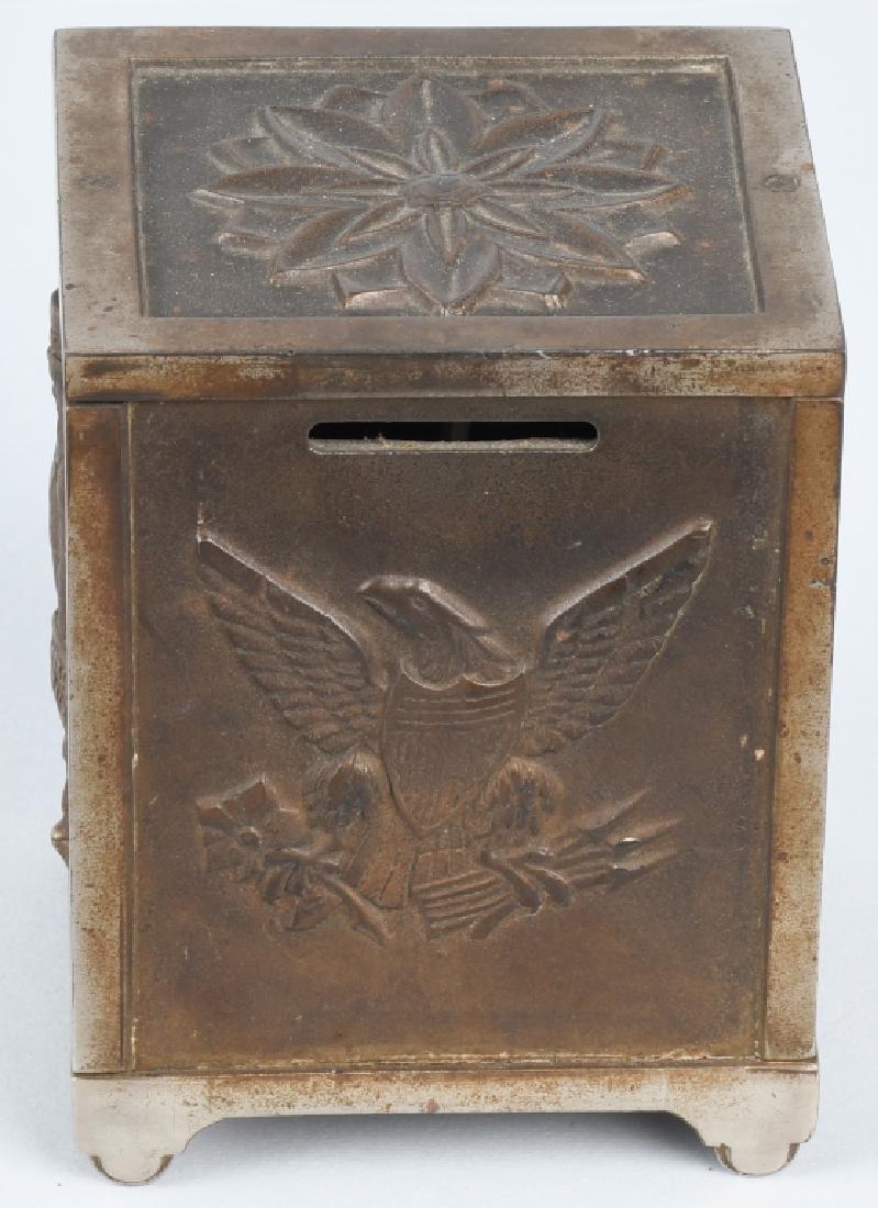 1893 COLUMBIAN EXPOSITION SAFE BANK - 3