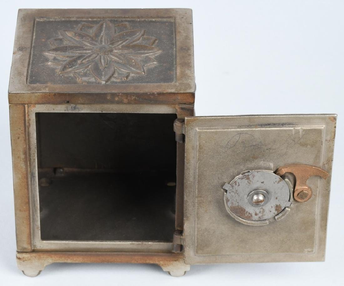 1893 COLUMBIAN EXPOSITION SAFE BANK - 5