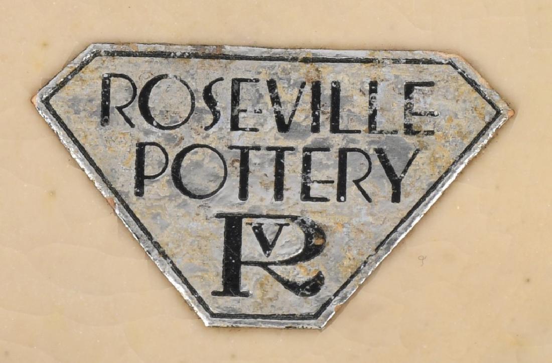 ROSEVILLE BLACKBERRY HANDLED BOWL - 6