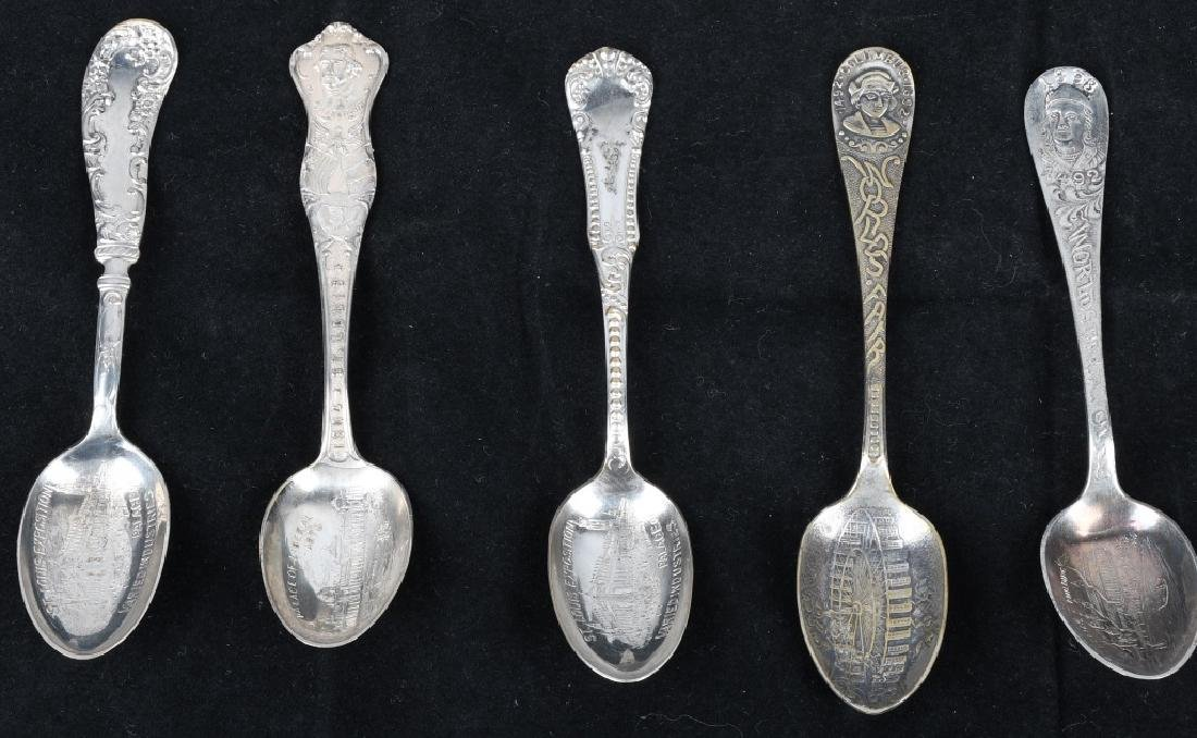 14- WORLD'S FAIR & EXPO SPOONS and MORE - 5