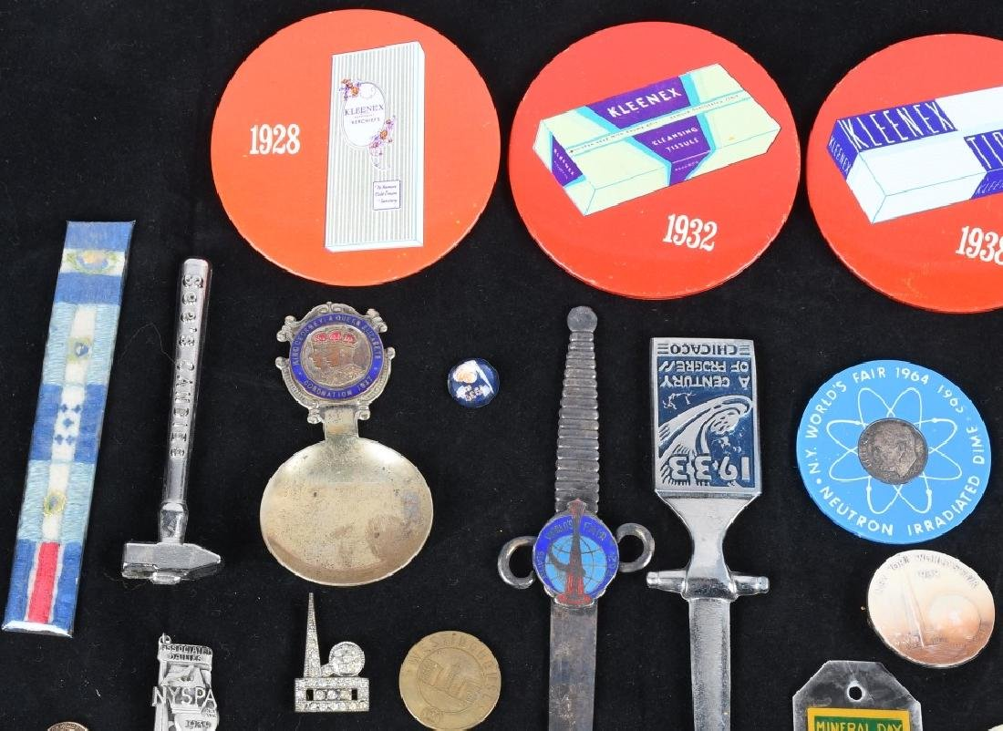 WORLD'S FAIR SOUVENIRS and MORE - 7