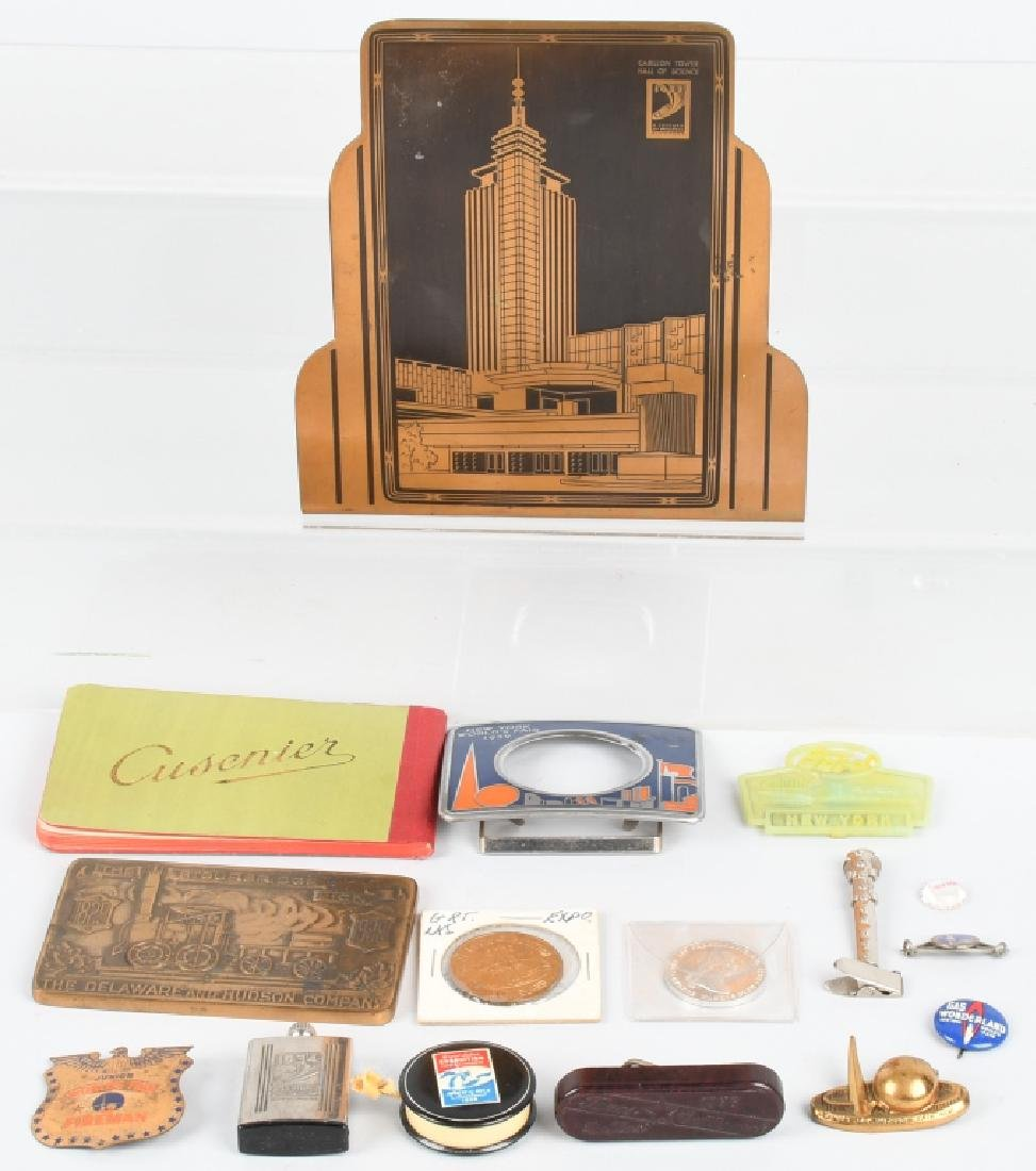 WORLD'S FAIR SOUVENIR LOT