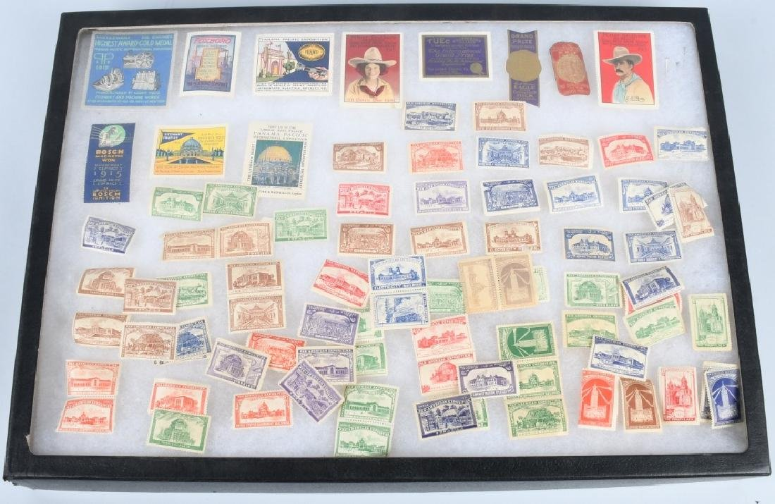 LARGE LOT of 1901 PAN-AM STAMPS and MORE