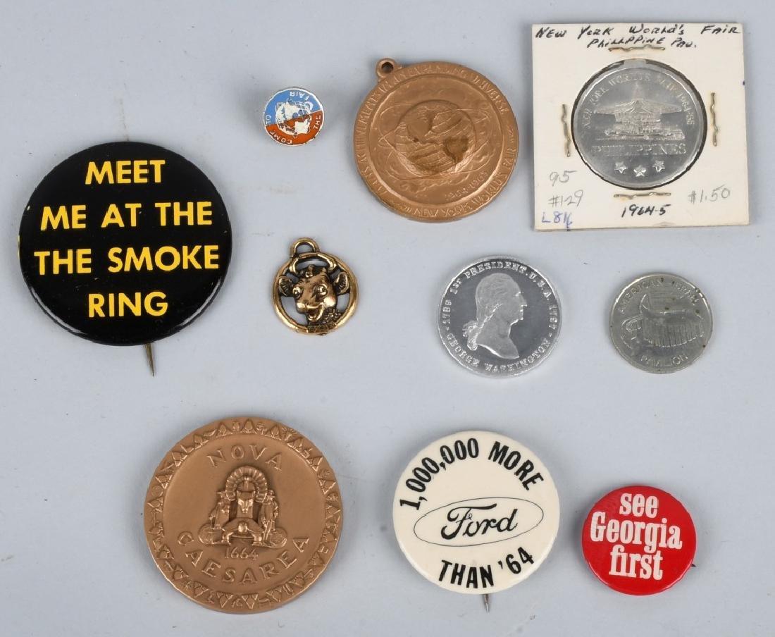 1964-65 NEW YORK WORLD'S FAIR SOUVENIRS - 6
