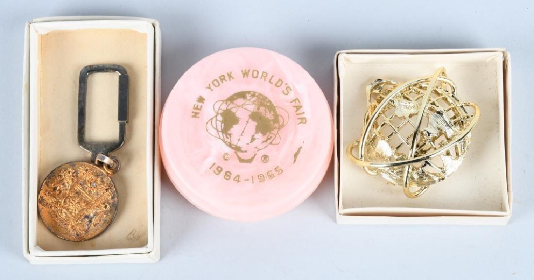 1964-65 NEW YORK WORLD'S FAIR SOUVENIRS - 4