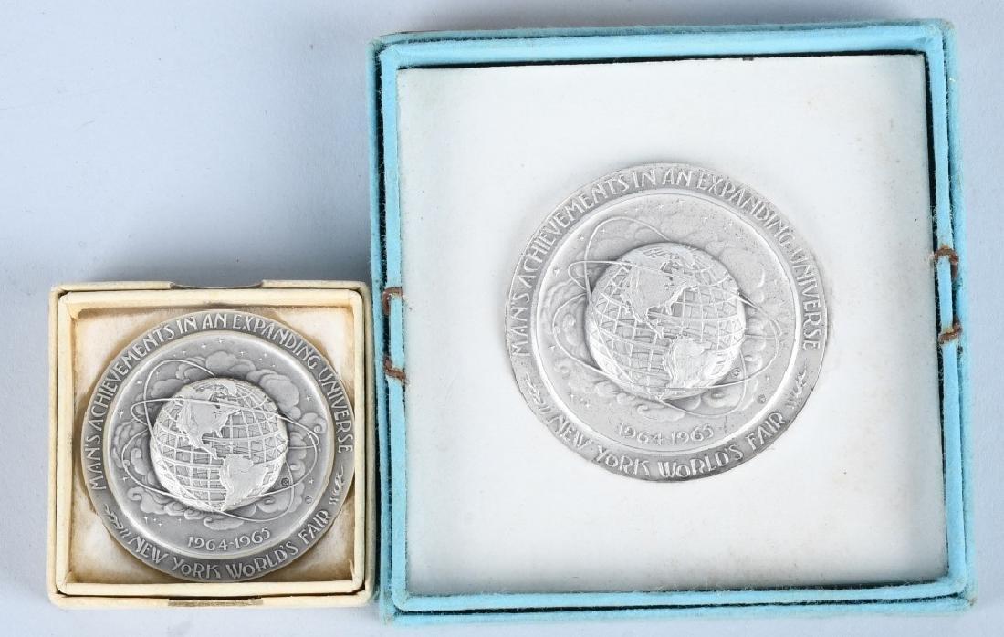 1964-65 NEW YORK WORLD'S FAIR SOUVENIRS - 2