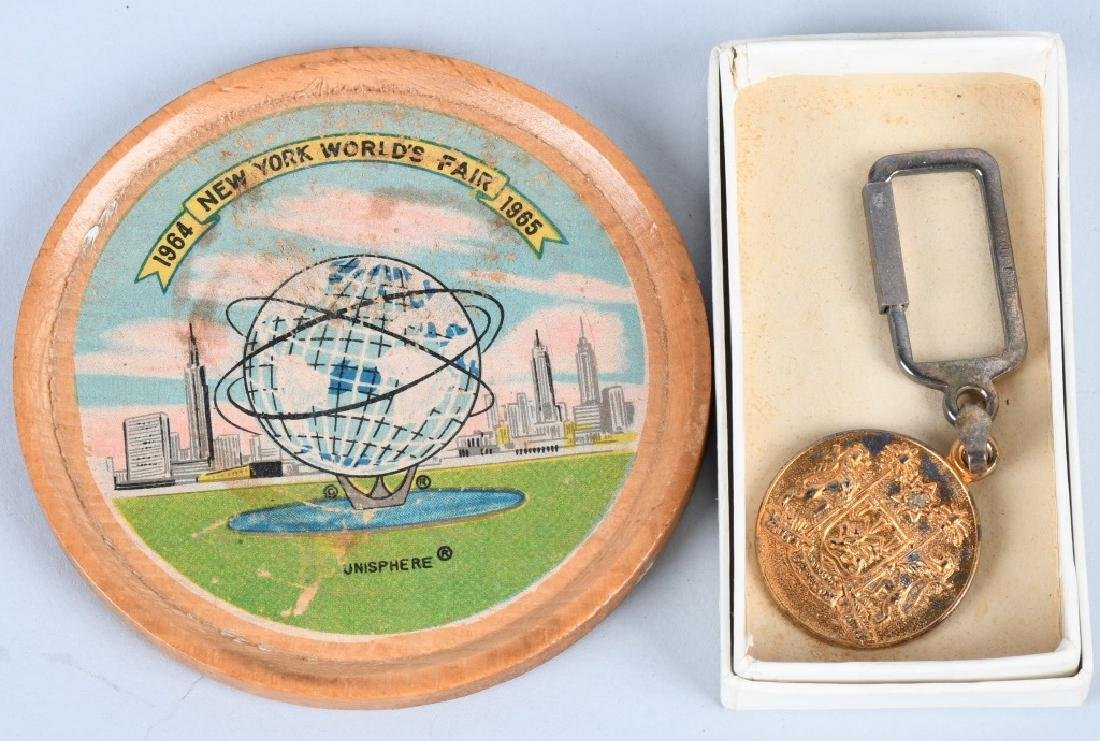 1964-65 NEW YORK WORLD'S FAIR SOUVENIRS - 6