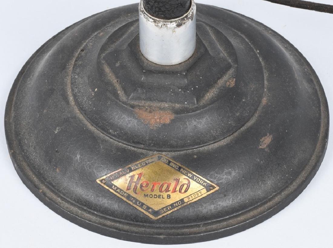 HEARLD HORN MODEL B EXTERNAL RADIO SPEAKER - 3