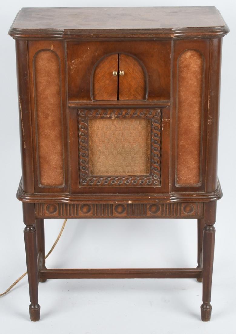 WESTINGHOUSE RADIO LAMP, VINTAGE