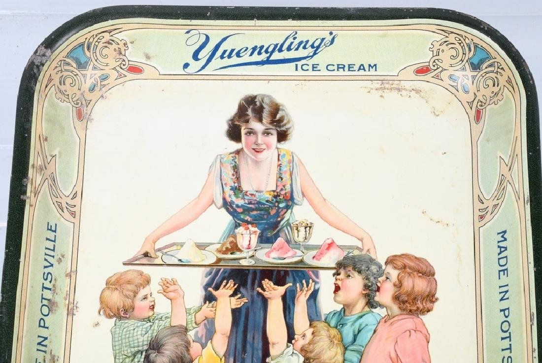 YUENGLING'S ICE CREAM SERVING TRAY - 2