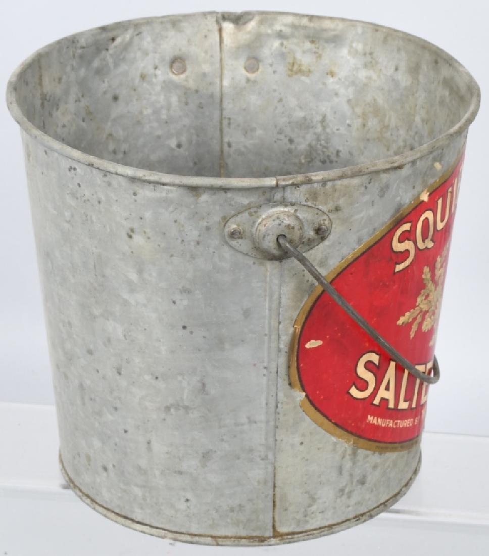 SQUIRREL BRAND SALTED PEANUTS BUCKET - 4