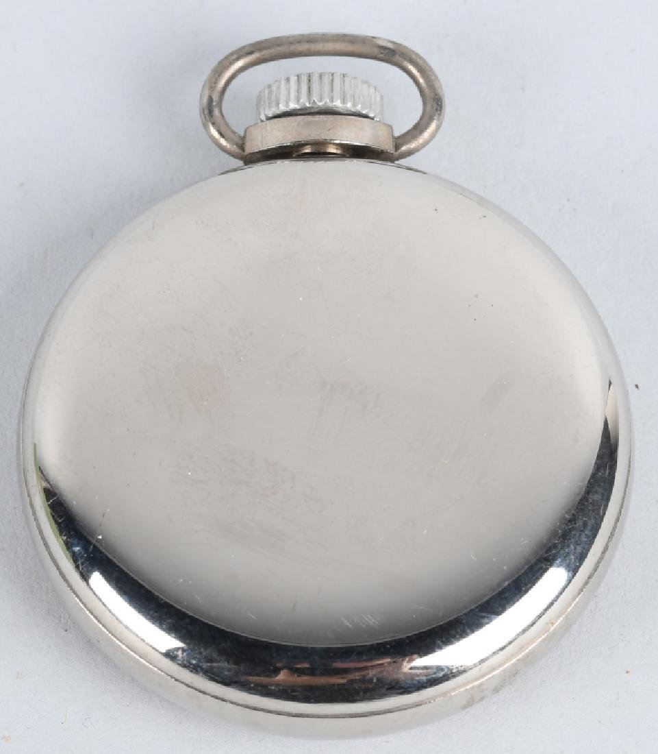 WESTINGHOUSE ADVERTISING POCKET WATCH, BOXED - 4