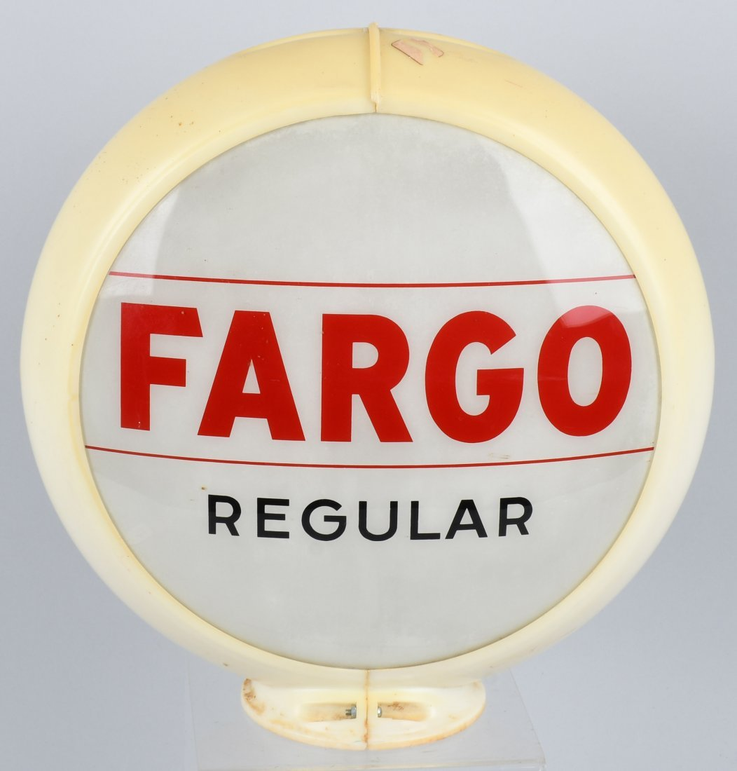 FARGO REGULAR DS GAS GLOBE