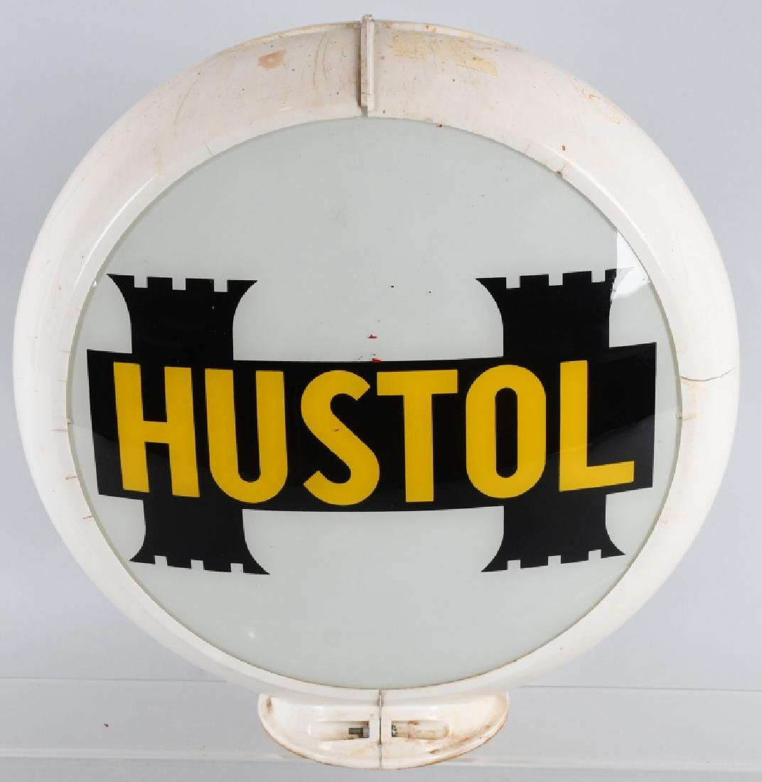 HUSTOL DS GAS GLOBE - 2