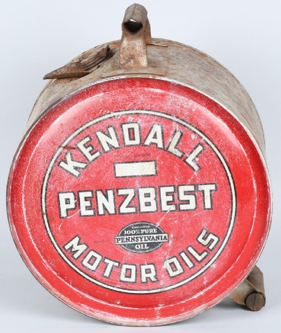 KENDALL PENZBEST ROCKER OIL CAN