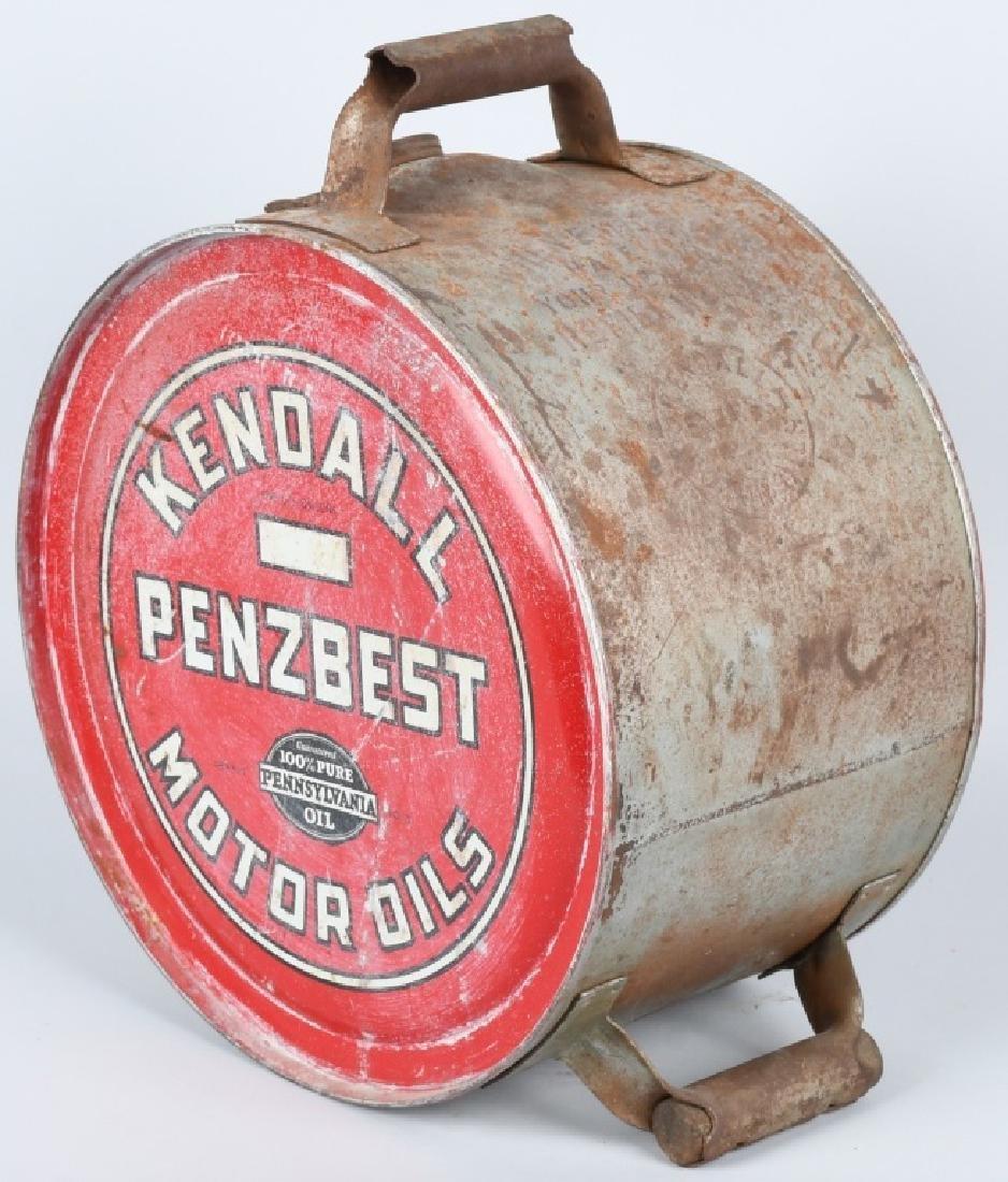KENDALL PENZBEST ROCKER OIL CAN - 2
