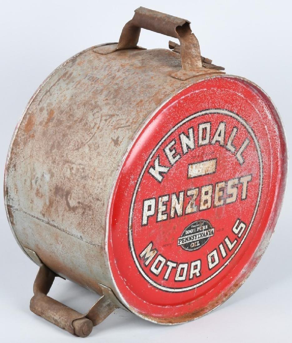 KENDALL PENZBEST ROCKER OIL CAN - 3