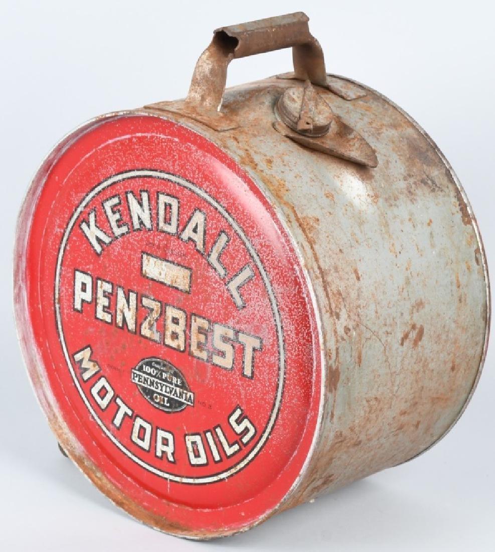 KENDALL PENZBEST ROCKER OIL CAN - 4