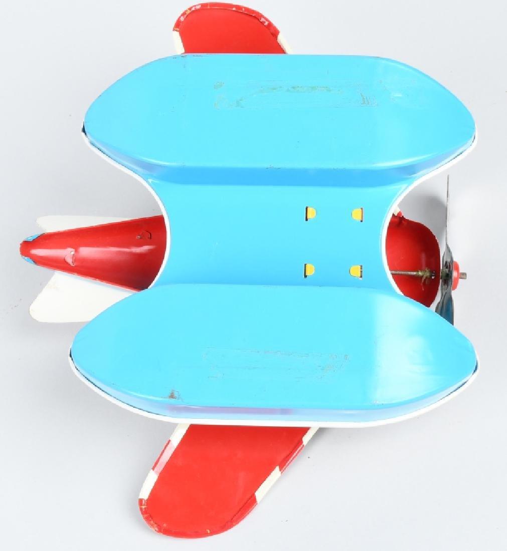 OHIO ART Tin Windup COAST GUARD SEA PLANE - 5