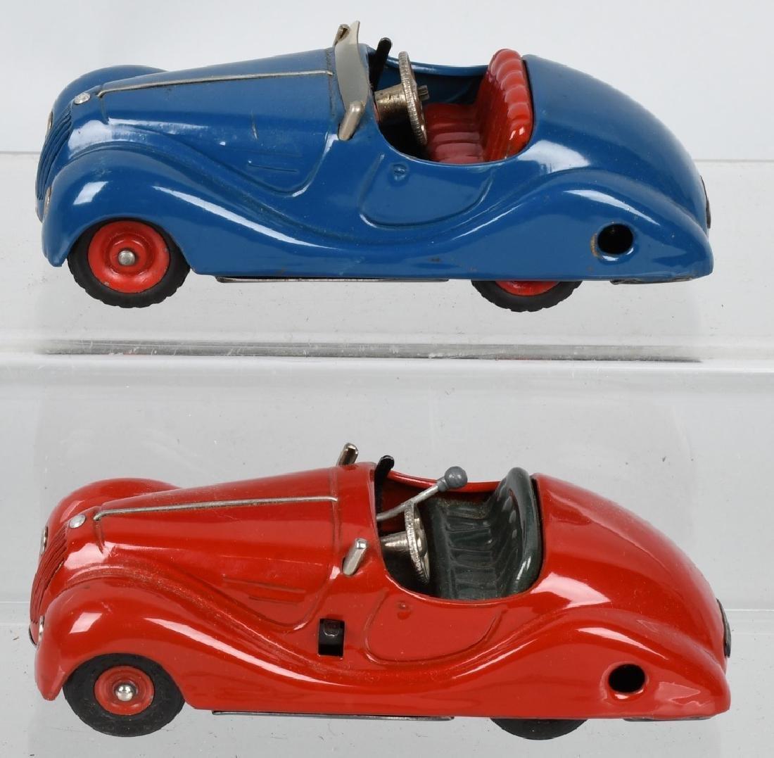 2- SCHUCO Tin Windup CARS