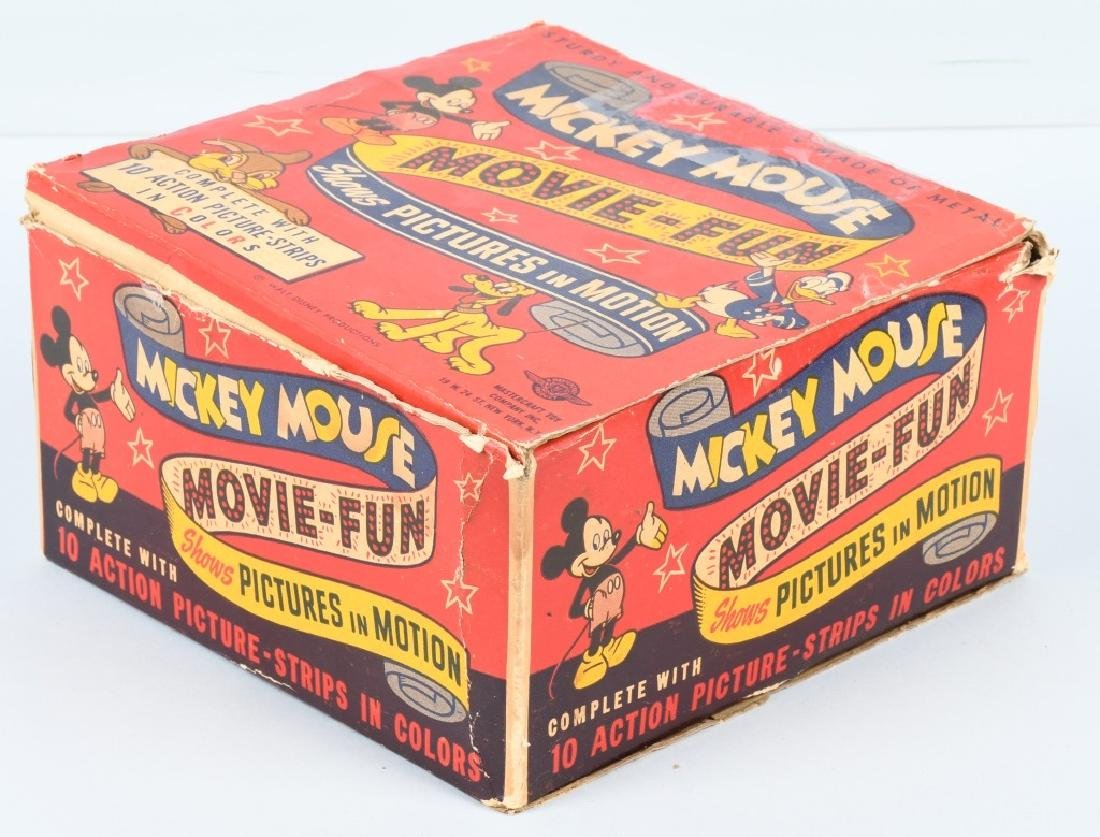 MICKEY MOUSE MOVIE FUN PICTURE IN MOTION w/ BOX - 3