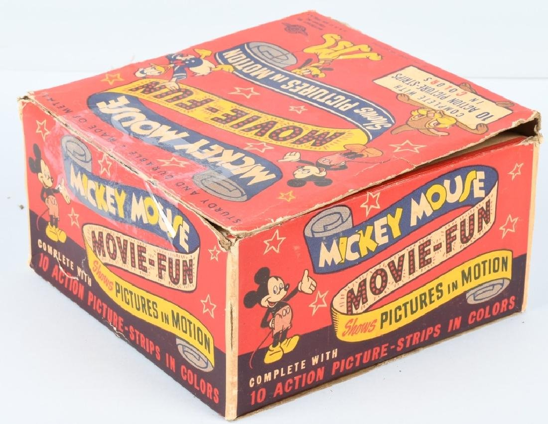 MICKEY MOUSE MOVIE FUN PICTURE IN MOTION w/ BOX - 4