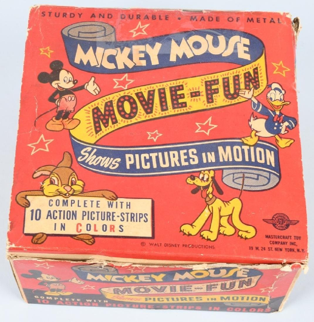 MICKEY MOUSE MOVIE FUN PICTURE IN MOTION w/ BOX - 5