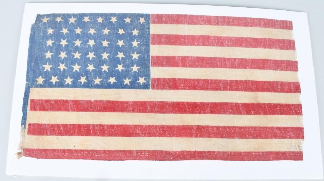 1890 44 STAR UNITED STATES FLAG