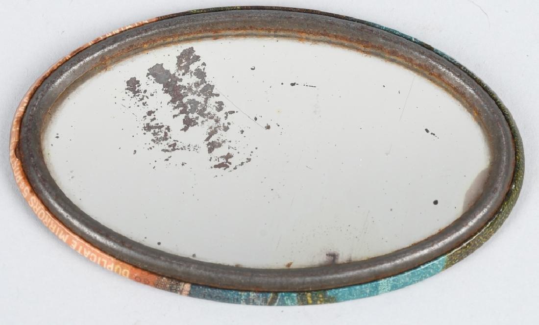 1909 COCA COLA POCKET MIRROR - 2