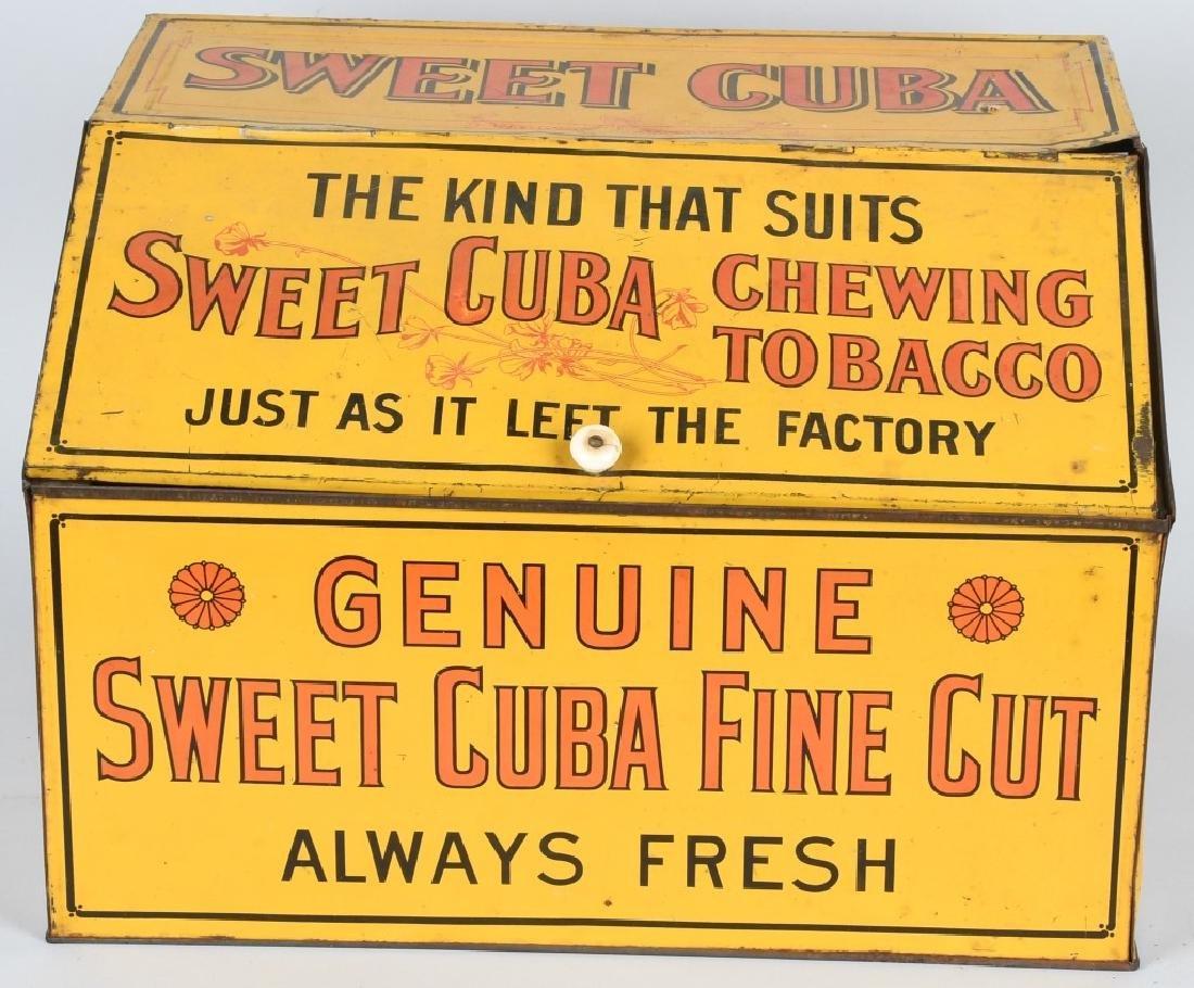 SWEET CUBA FINE CUT STORE BIN