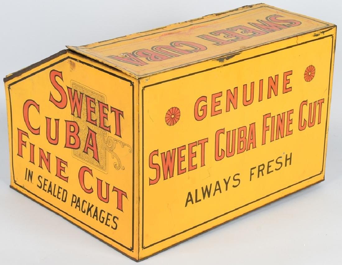 SWEET CUBA FINE CUT STORE BIN - 3