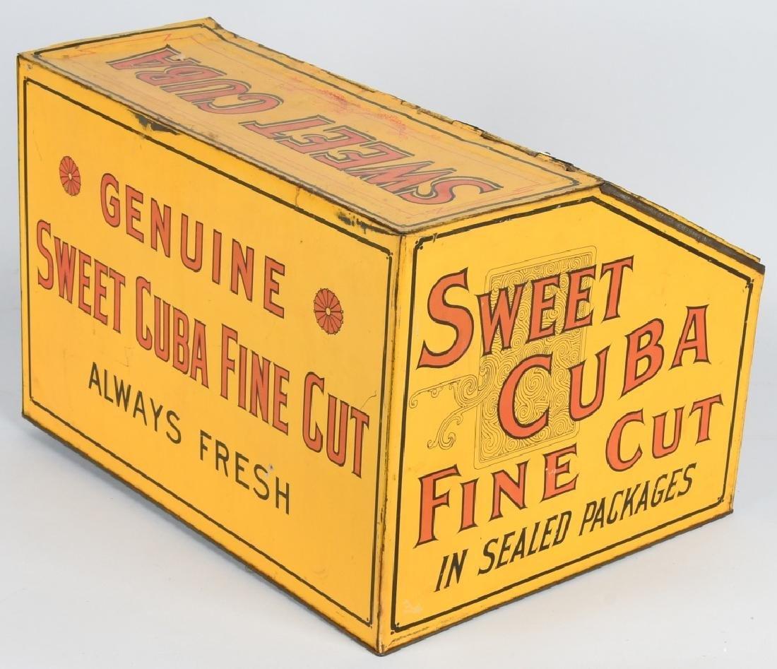 SWEET CUBA FINE CUT STORE BIN - 4