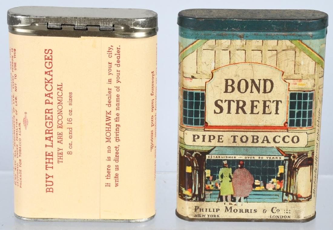 5- POCKET TOBACCO TINS - 3