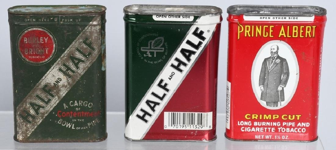 5- POCKET TOBACCO TINS - 4