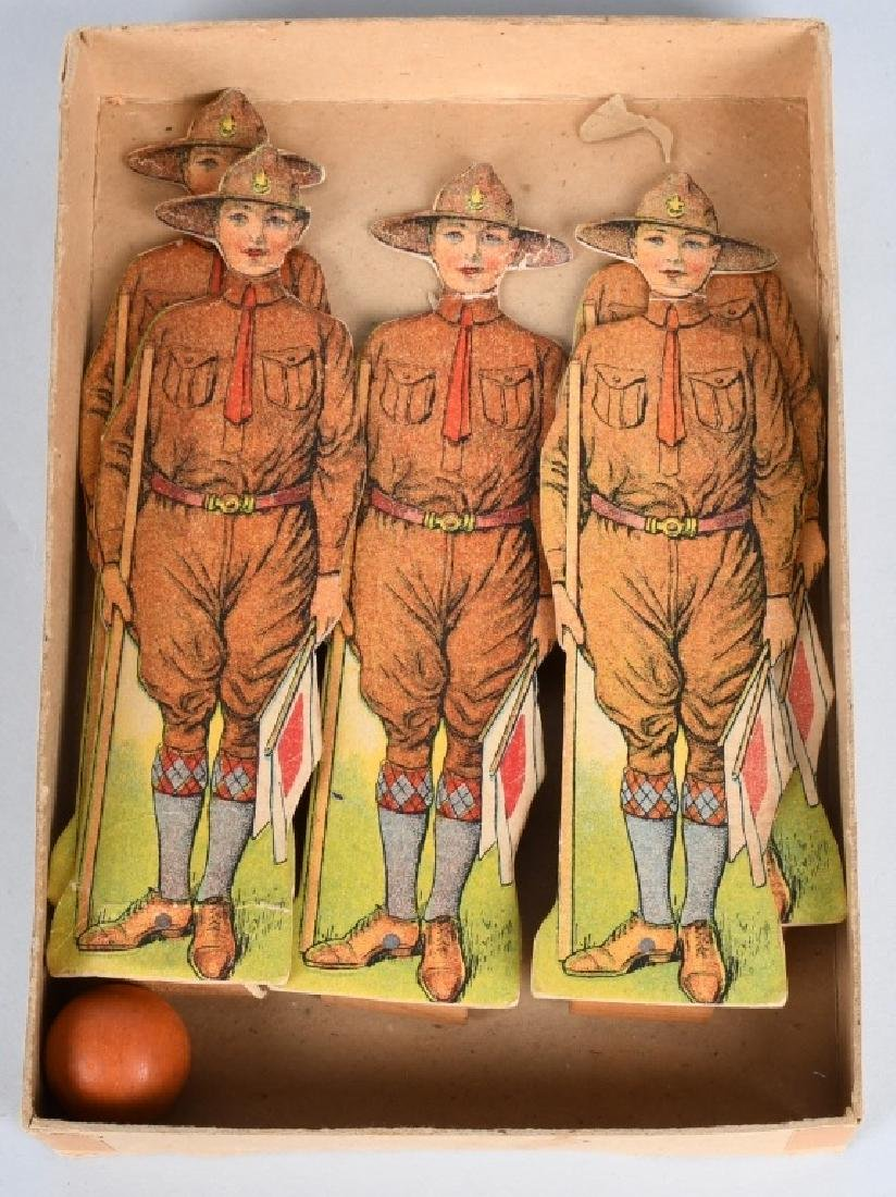 2-EARLY BOY SCOUT GAMES, BOXED - 4