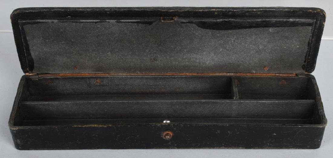 3-EARLY BOY SCOUT PENCIL BOXES - 7